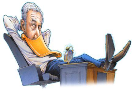 What will de Blasio do with the next 22 months?