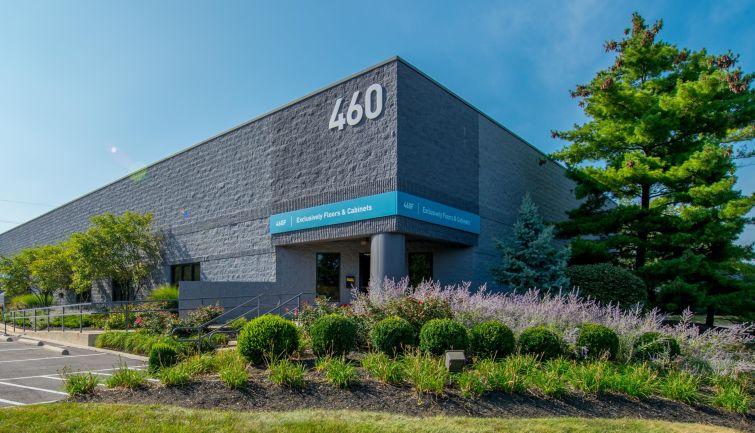 Creek Run Commerce Center at 460-480 Schrock Road in Columbus, Ohio.