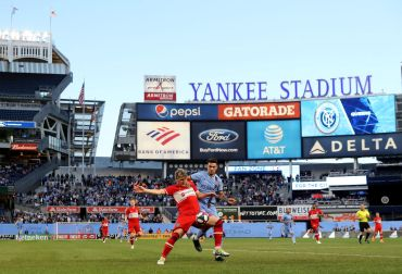 yankee stadium nycfc game