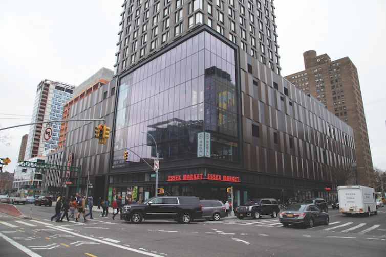 A new breed of Class A office space, like Essex Crossing, are reshaping the creative and buzzy Lower East Side and attracting tenants.