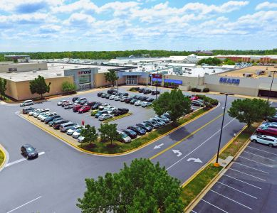 Manassas Mall at 8300 Sudley Road