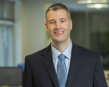 Marc Johnson, Skanska's vice presidents of commercial development
