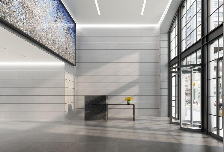192 Lexington lobby