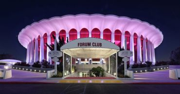 The Forum in Inglewood.