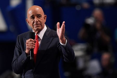 Colony Capital president and CEO Tom Barrack authored a blog post Sunday calling for immediate action from the government to support the commercial mortgage market and ward off a possible credit crisis.
