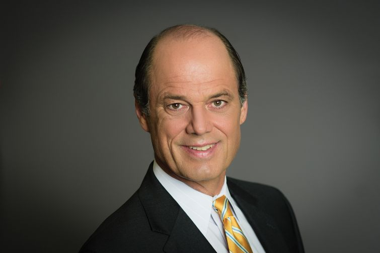 Calvin Schnure, Nareit senior vice president in research and economic analysis.