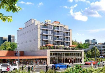 A rendering 30-07 Vernon Boulevard in Astoria, Queens.