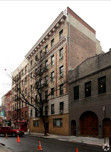 25 Cornelia Street in West Village.