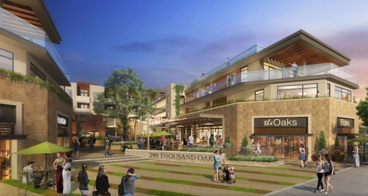 Latigo has started work on the project at 299 East Thousand Oaks Boulevard, which will be the first significant multifamily project in Thousand Oaks since 2007.