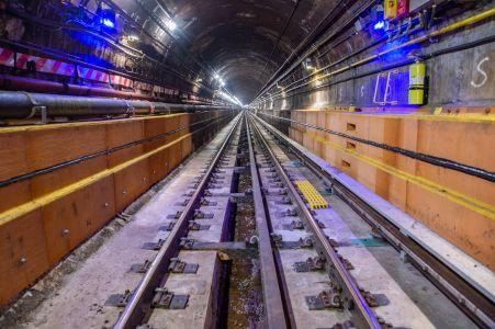 L Train Tunnel