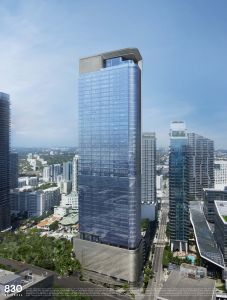 830Brickell Hero Branded lowres 830 Brickell, Shaping the Future of Miami Office Spaces