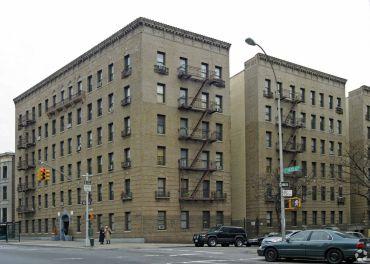 940 Saint Nicholas Avenue in Washington Heights.