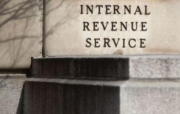 US Internal Revenue Service (IRS) building