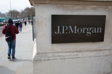 JP Morgan In London