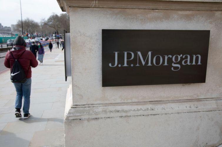 JP Morgan In London