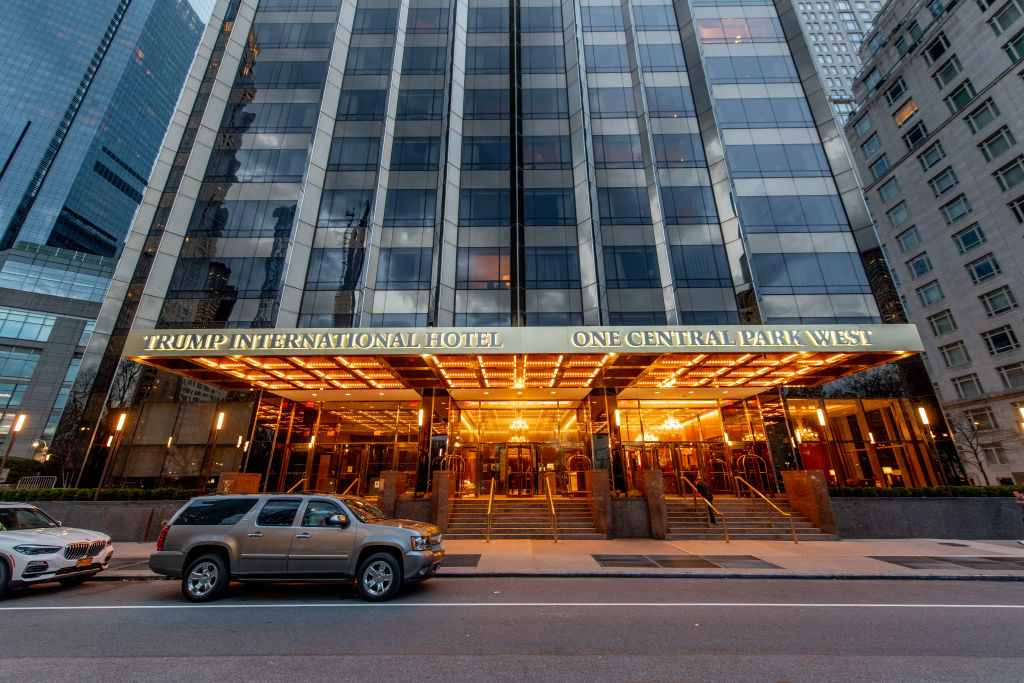 Trump S Manhattan Hotel Lays Off 70 Workers Due To Coronavirus Commercial Observer