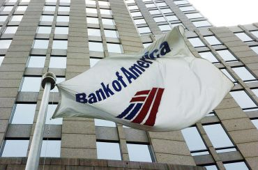 Bank of America headquarters.