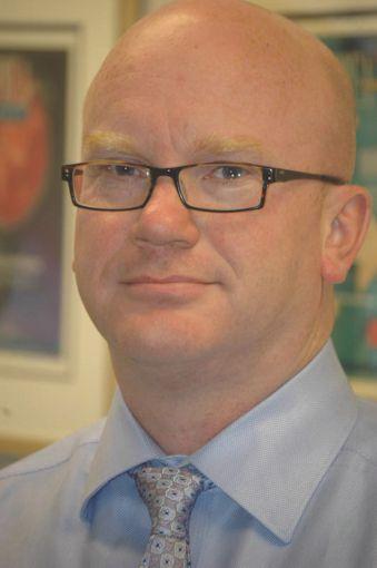 Greg MacKinnon, PREA's director of research