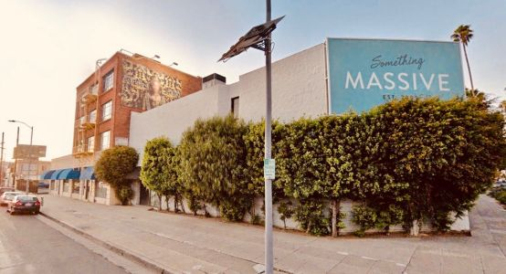 The 18,000-square-foot production site is at 6151 Santa Monica Boulevard.