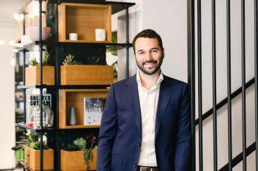 Jamie Hodari, industrious CEO