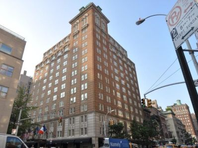 The Mark Hotel.