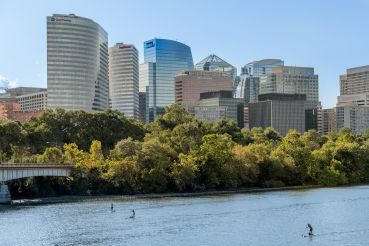 Rosslyn Business District
