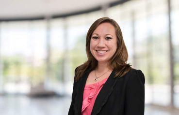 Amanda Thomas, senior director of project management
