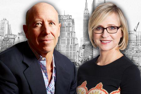Barry Sternlicht and Greta Guggenheim.