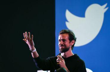 Twitter CEO Jack Dorsey.