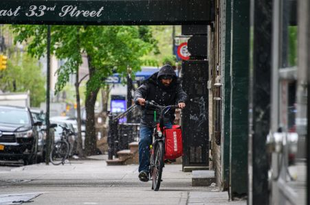 Grubhub Delivery Driver