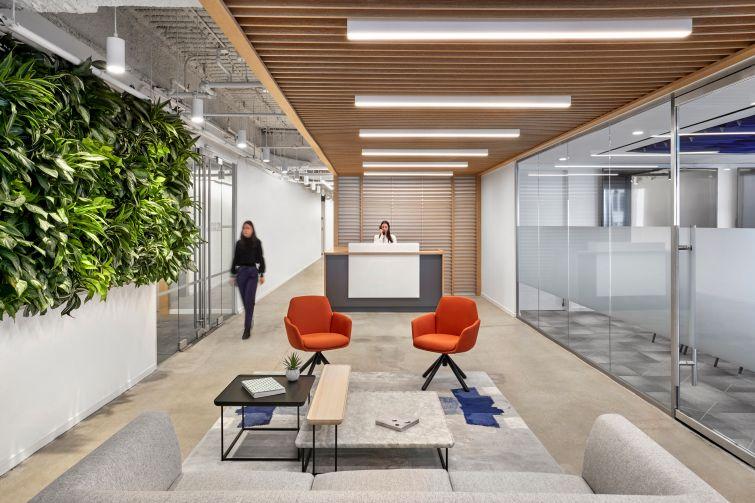 LISC office 2
