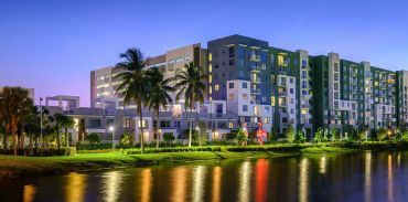 Lazul Apartments in North Miami Beach, Fla.