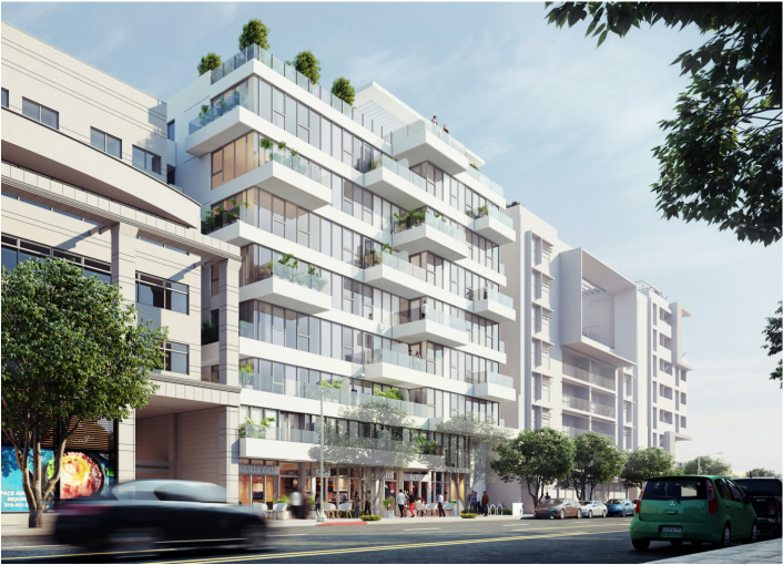 The eight-story project at 1415 5th Street will include 93 micro units and 41 residential units.