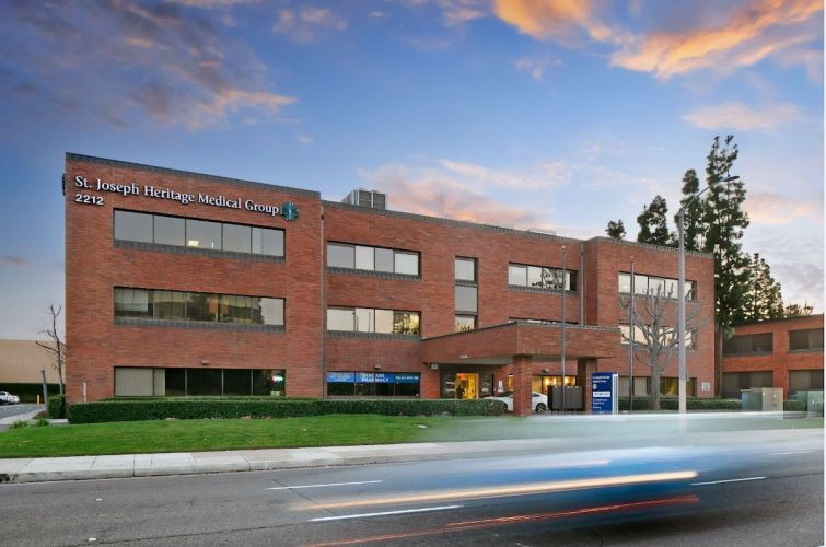 St. Joseph Hospital of Orange is the third largest non-profit health system in the country.