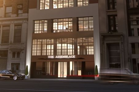 the assemblage 115 East 25th Street.