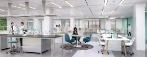 5 – Biotech Office 4th floor V9 CBRE Appointed Exclusive Leasing Agent for 525 West 57th Street