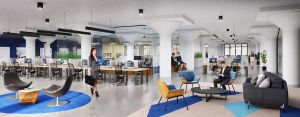 6 – Creative Office 5th floor V6 CBRE Appointed Exclusive Leasing Agent for 525 West 57th Street