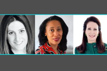 RXR's Whitney Arcaro, Girls Inc's Stephanie Hull, and Cushman & Wakefield's Tara Stacom discussed the challenges of being a woman in commercial real estate and how the industry could improve its mentorship programs for women and women of color.