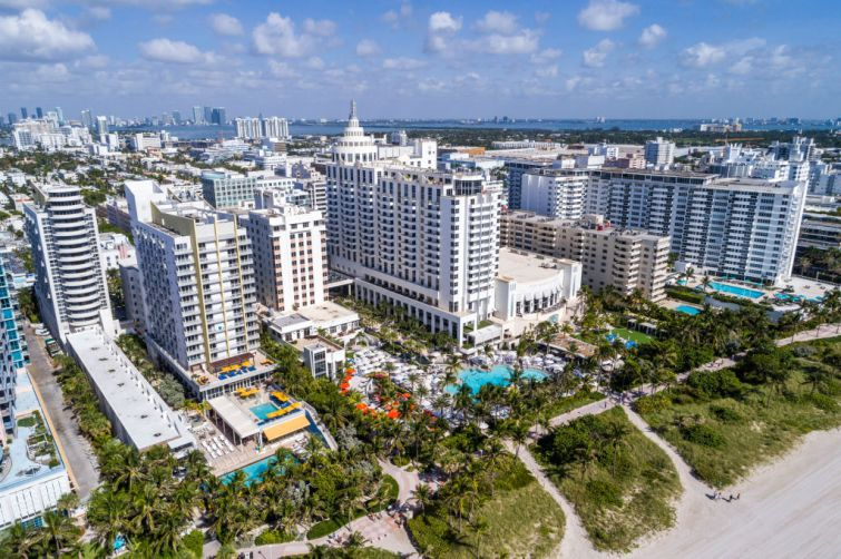 Loews Miami Beach Gets Some Covid Relief Commercial Observer