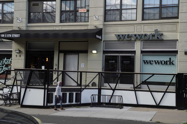 WeWork Location in Brooklyn