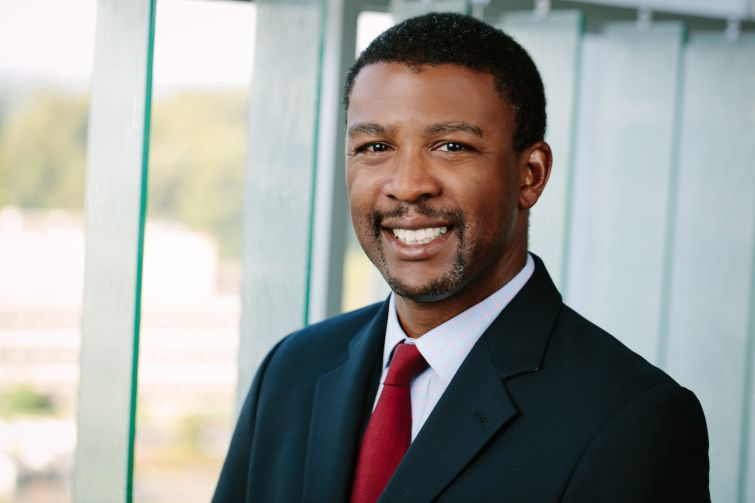 AJ Jackson, JBG SMITH's executive vice president of social impact investments