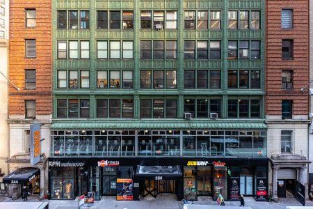250 West 54th Street