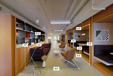 Easily generate and share accurate measurements with prospects and stakeholders on any device with Matterport's powerful 3D platform.