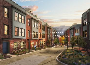 Rendering of Riggs Park Place