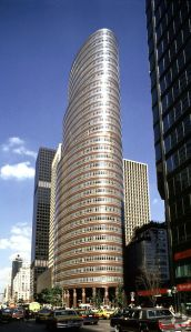 The Lipstick Building at 885 Third Avenue in Manhattan.