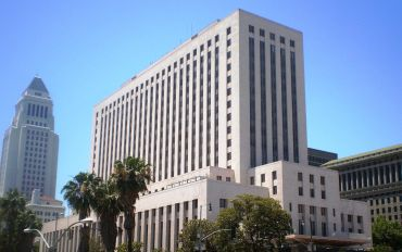 The members of the Judiciary Council must have their votes on the proposed changes submitted by 5 p.m. (PT) Wednesday. Above, U.S. Courthouse in Downtown Los Angeles.