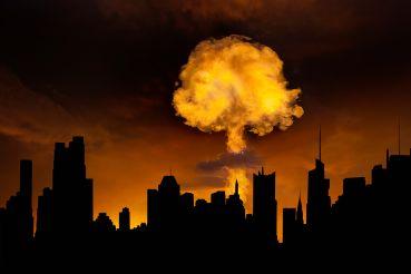 Urban Mushroom Cloud