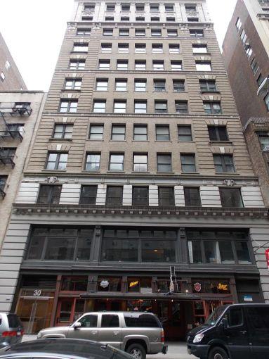 30 West 26th Street.