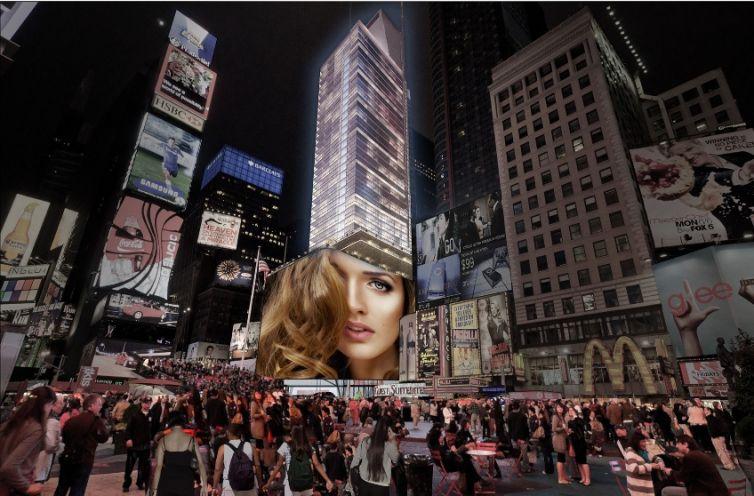 Times Square Edition, aka, 20 Times Square
