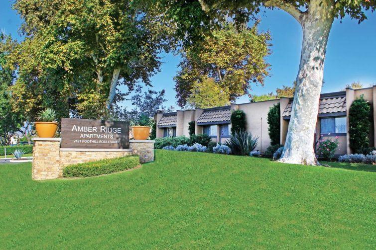Amber Ridge Apartments.
